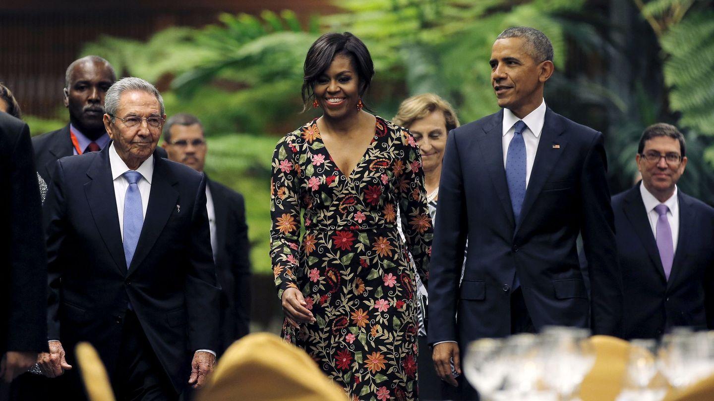 Obama, durante su visita a Cuba. (Reuters)