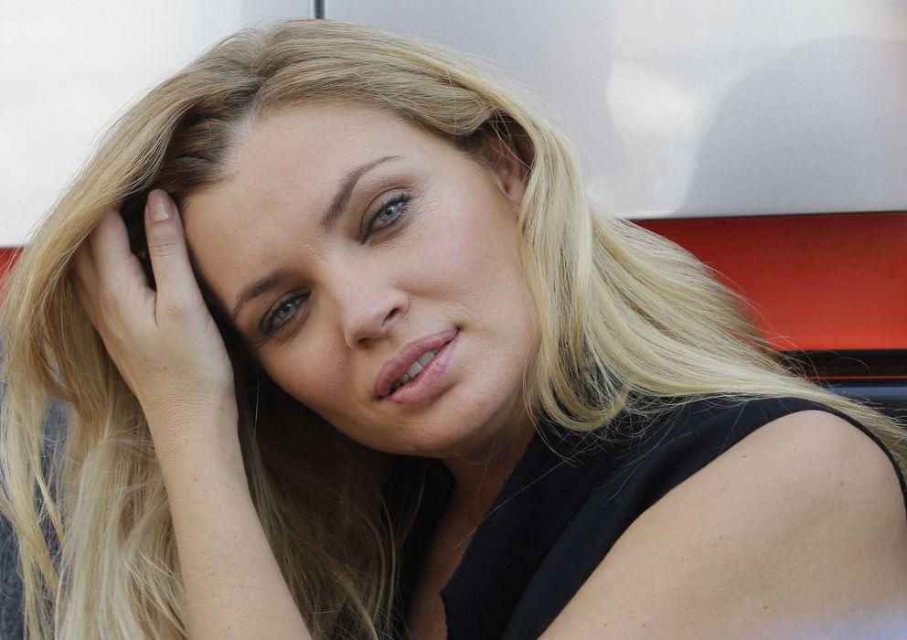 Foto: La modelo Esther Cañadas en una imagen de archivo (I.C.)