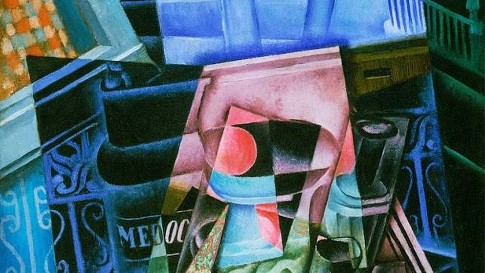 El limbo cubista: Picasso, Gris y cia. pintaban mientras Europa se desangraba