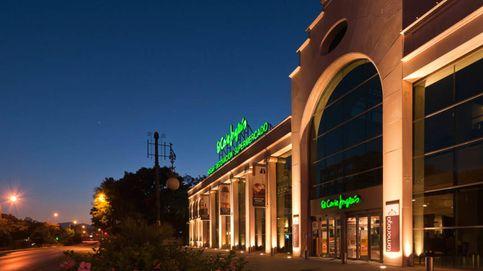 El Corte Inglés alquila un centro comercial de Marbella a una empresa sueca de teletrabajo