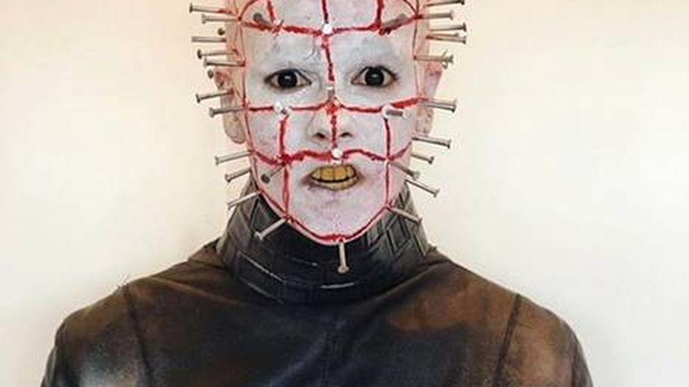 La foto más terrorífica de Cristina Pedroche (sí, la de la foto) y otros vips de Halloween