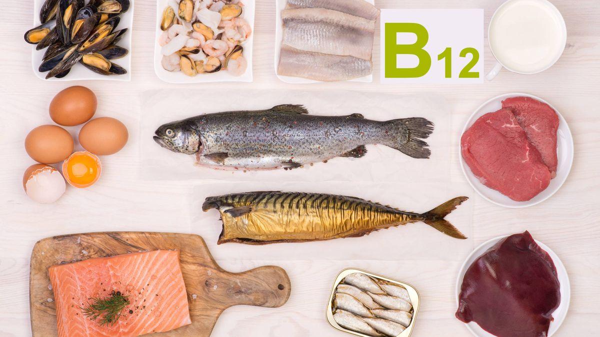 Alimentos B12 Todo Lo Que Debes Saber Sobre La Vitamina Que Da Energía