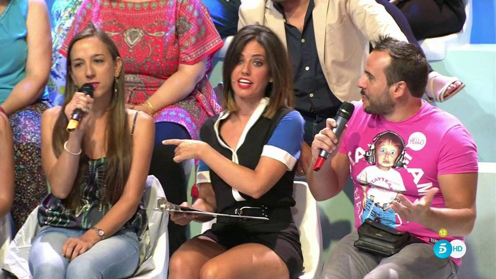 Núria Marín, golpeada en 'Mad in Spain' por una invitada expulsada de plató