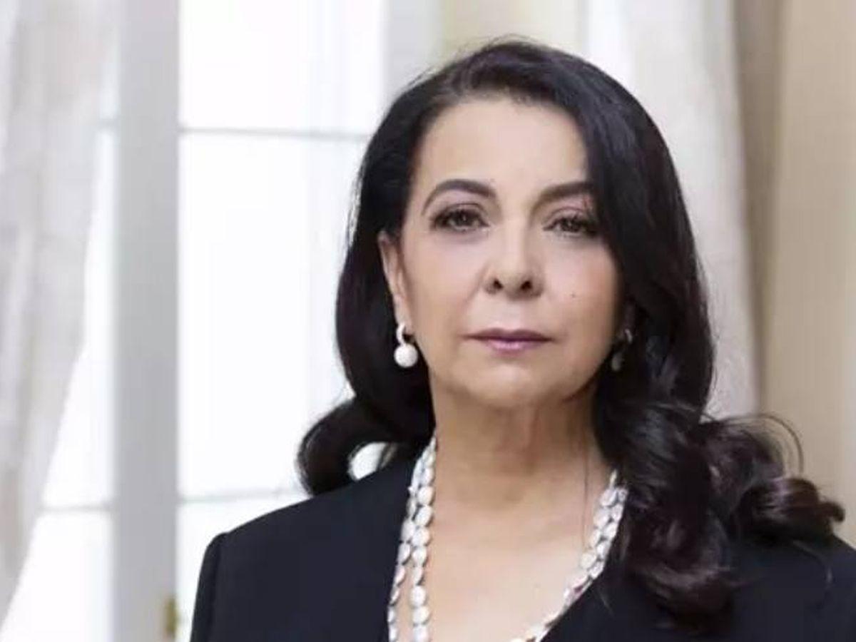 Foto: La embajadora de Marruecos en España