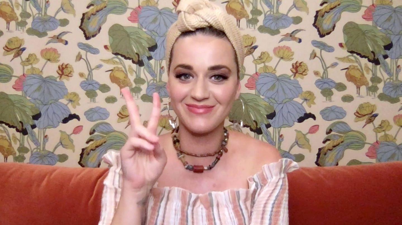 Katy Perry, en una imagen reciente. (Getty)