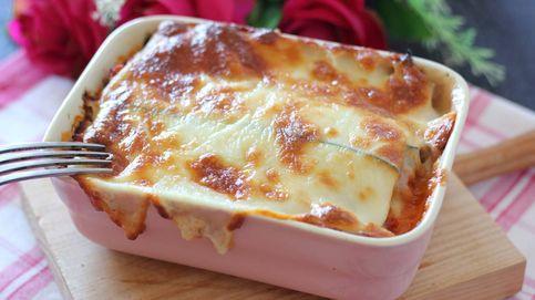 Lasaña de calabacín: una receta 'a la italiana', pero sin incluir pasta