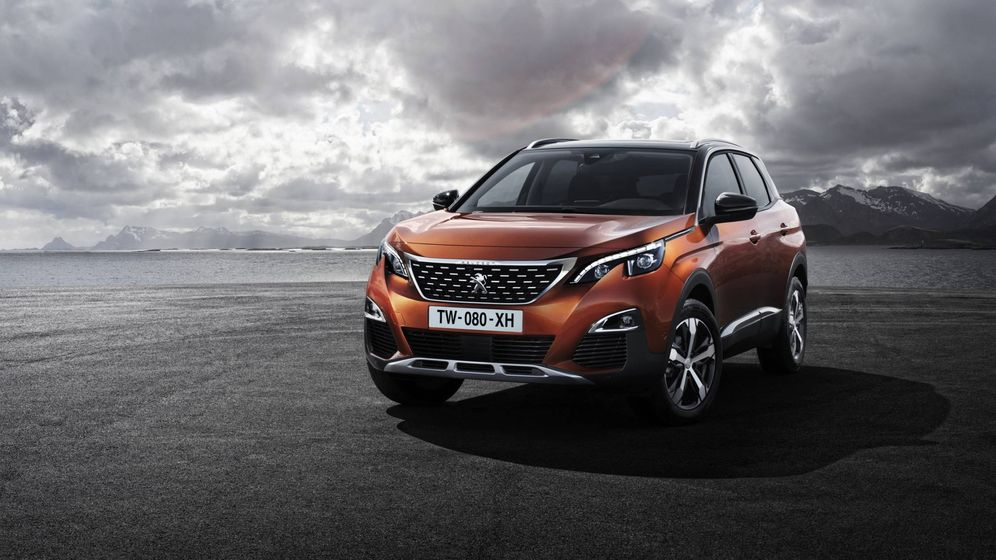 Foto: Ofensiva todocamino de Peugeot