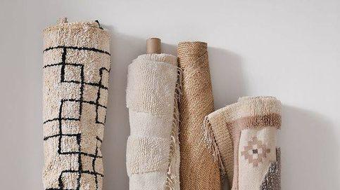 Las alfombras low cost que tu casa se merece están en H&M Home
