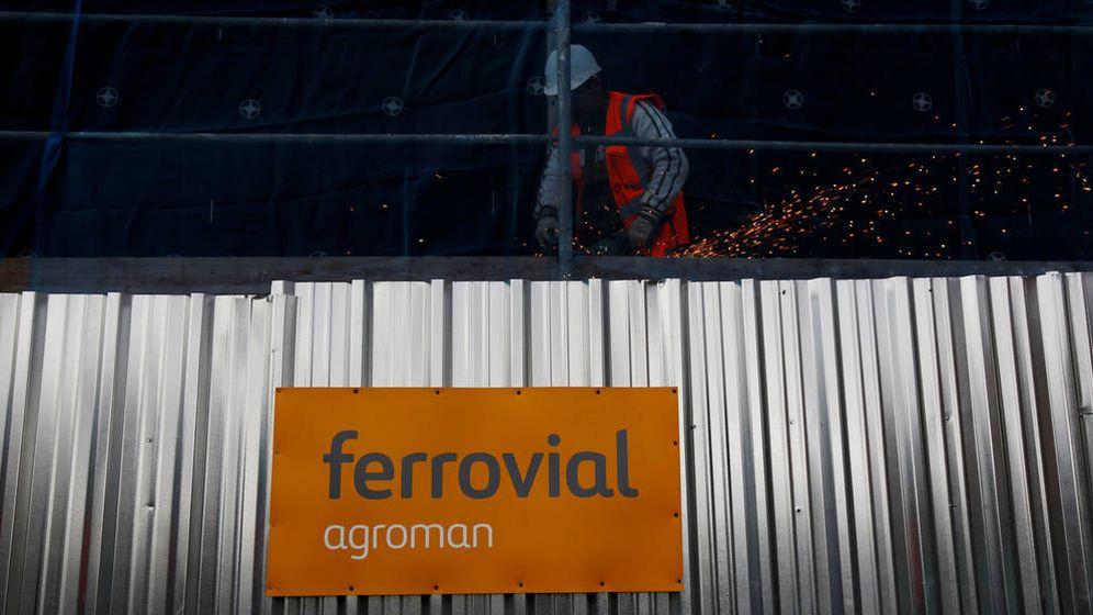 Foto: Logo de Ferrovial.