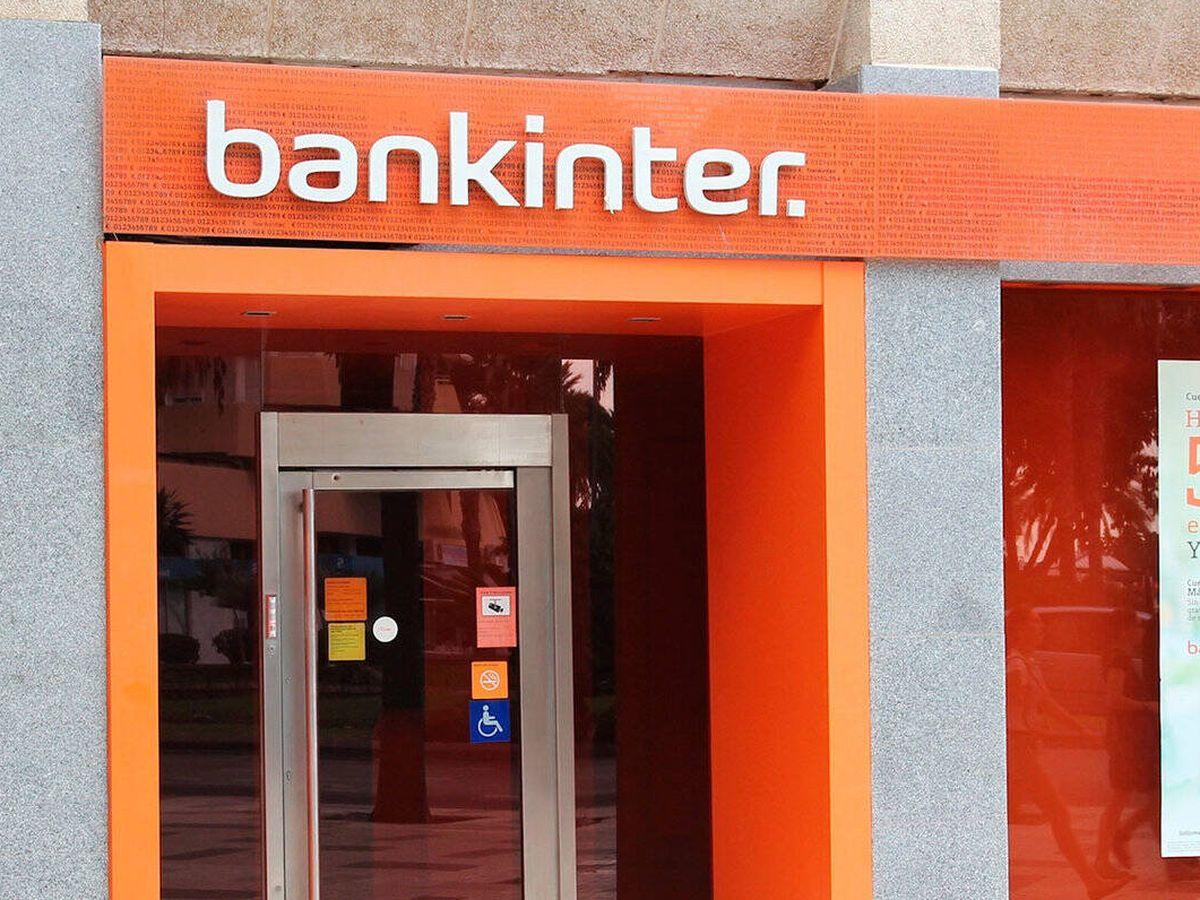 Foto: Sede de Bankinter. (EFE)