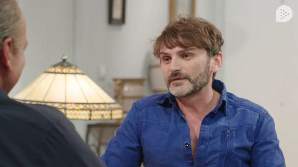 Foto: El actor Fernando Tejero en 'Mi casa es la tuya'.