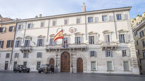 La Embajada de España, sede del pacto italocatalán que enfada a Rajoy