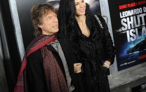 La extraña muerte de la novia de Mick Jagger, diseñadora habitual de Penélope y Obama