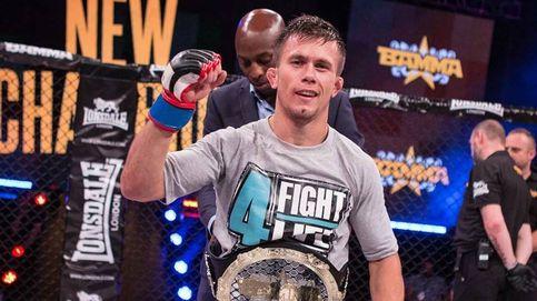 Daniel Barez, el campeón del mundo de MMA que trabaja en Decathlon