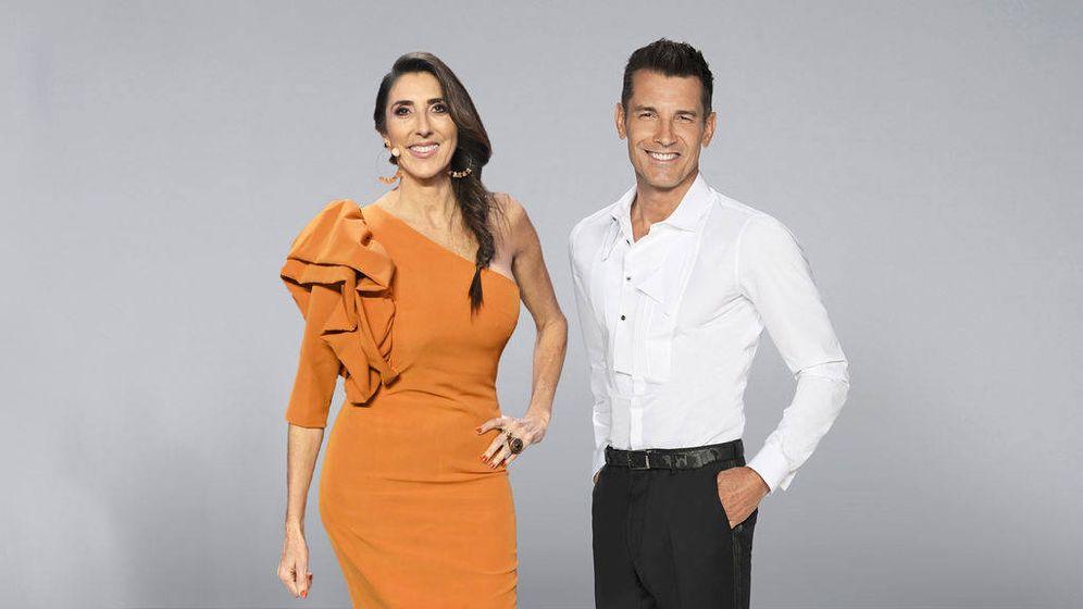 Foto: Paz Padilla y Jesús Vázquez retransmitirán las Campanadas en Mediaset.