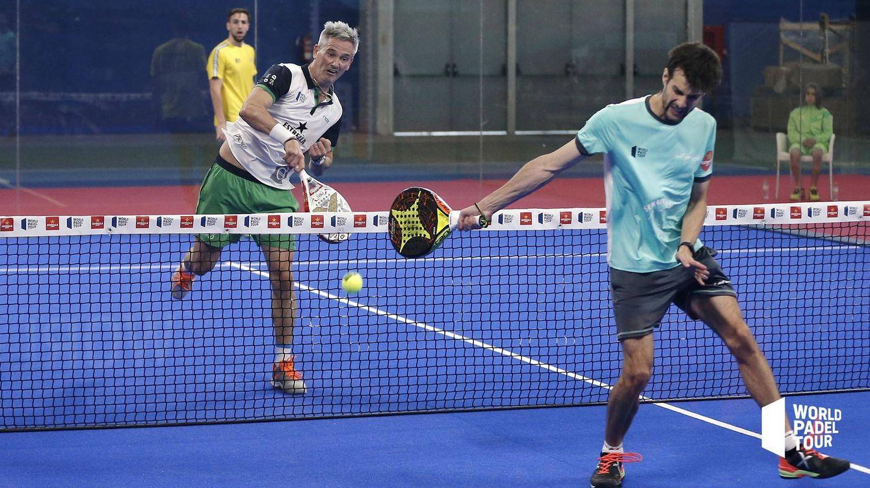 El ritmo de Lamperti y Capra en el Vigo Open