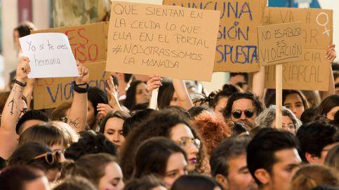 Las manifestaciones por el polémico fallo judicial de La Manada llegan a París