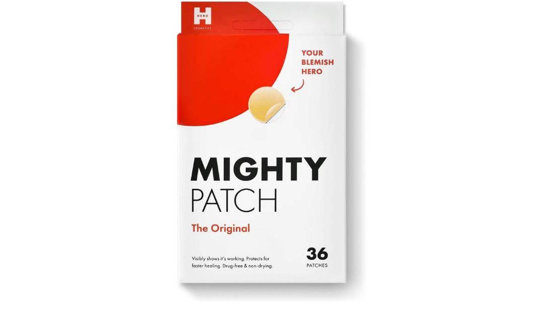 Mighty Patch de Hero Cosmetics.