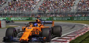 Post de Desconcierto total: A McLaren se le pinchó el globo, y de qué manera