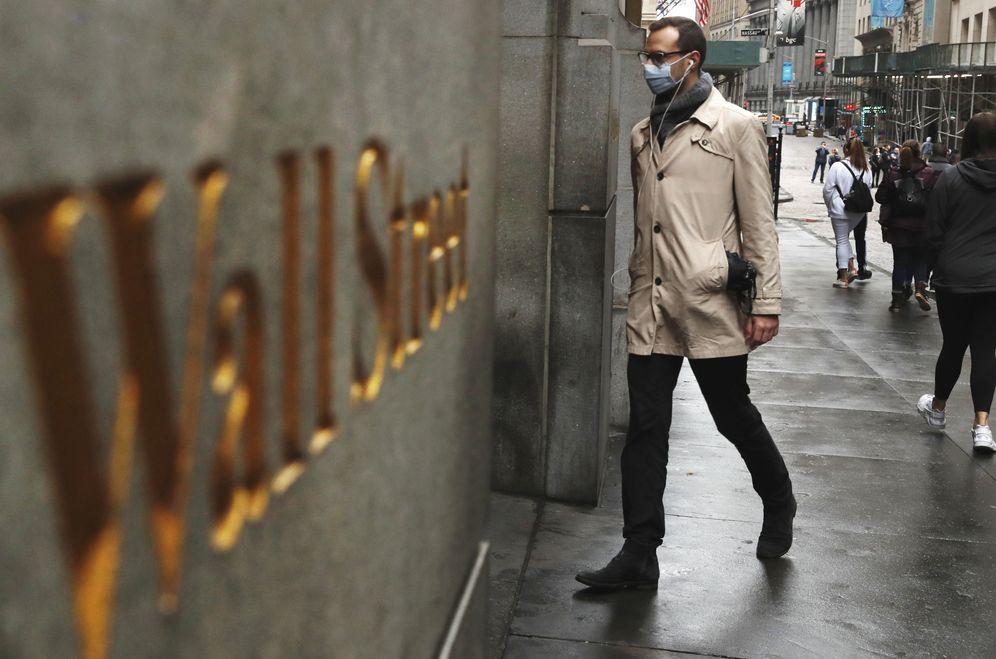 Foto: Wall Street. (Reuters)