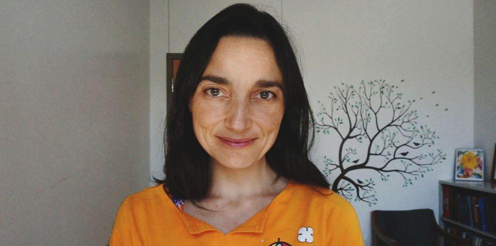 Foto: Amaya Moro-Martín, científica española residente en EEUU.