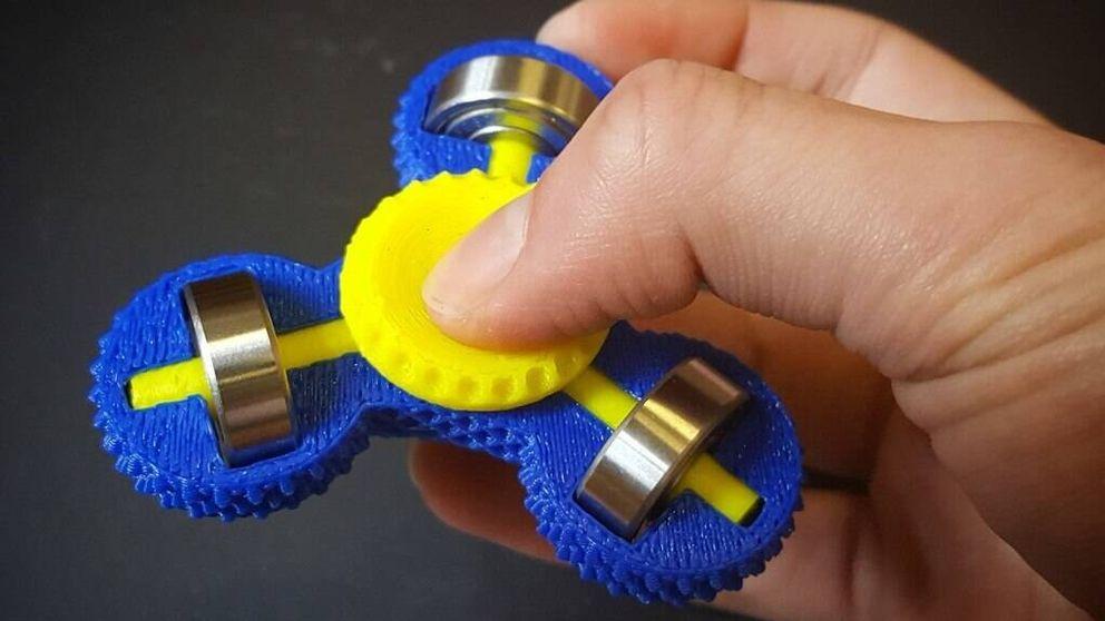 'Spinners', tamagotchi, chapas... Los mejor inventos del patio del recreo