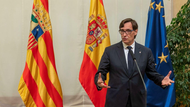 Un juez de Madrid abre diligencias previas contra Illa por las mascarillas defectuosas