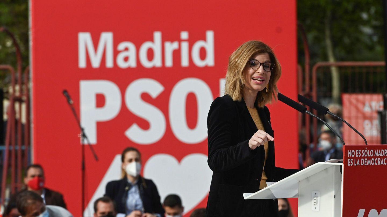 Hana Jalloul, en una imagen de la campaña. (EFE)