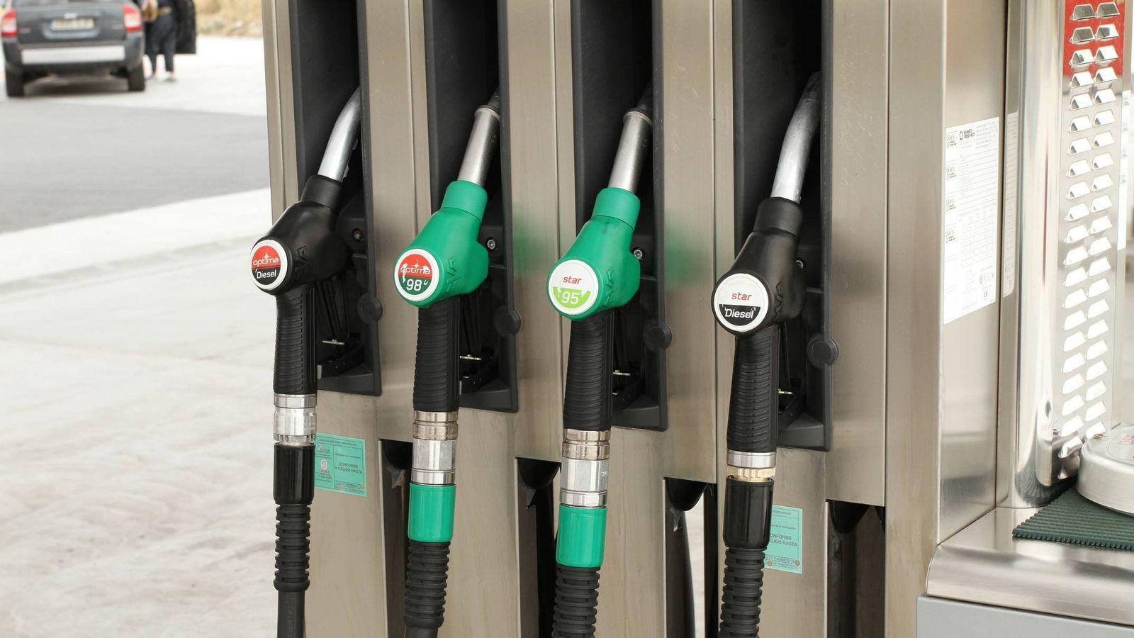 Foto: Gasolinera (Fotografía de archivo)