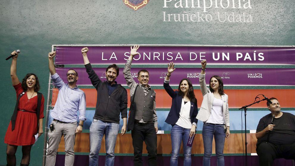 Resultados elecciones Navarra: UPN-PP gana las elecciones con dos diputados
