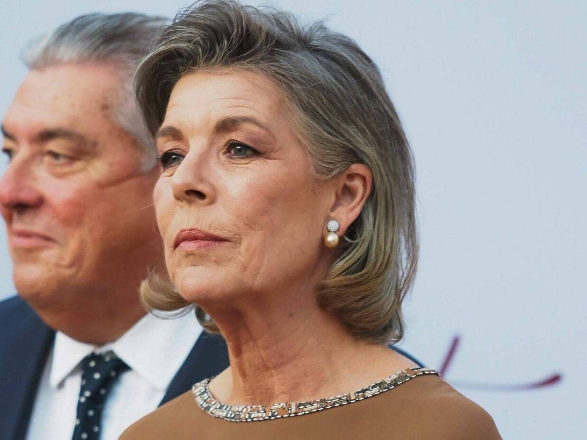 Foto: La princesa Carolina de Mónaco. (Getty)