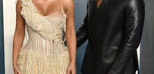 Post de Kim Kardashian y Kanye West: tenso reencuentro entre lágrimas
