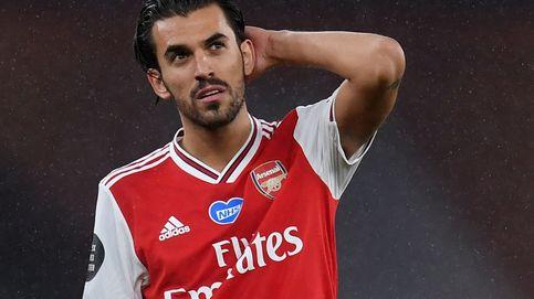 El Arsenal pide otra cesión de Ceballos, pero el Real Madrid necesita hacer caja