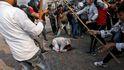La 'cacería' de musulmanes del nacionalismo hindú deja escenas dantescas en India