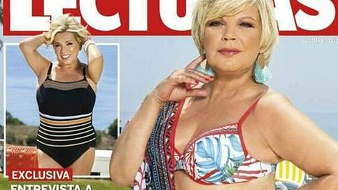 Terelu Campos pica a Carmen Borrego y acaba lapidando 'Sálvame' (y a Lydia Lozano)