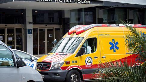 Las primeras altas en un hotel medicalizado: Había que luchar y resistir