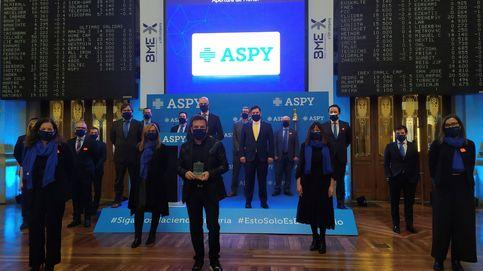 La opa de la biomédica Astry sobre Aspy avanza al aceptar un 92% del capital