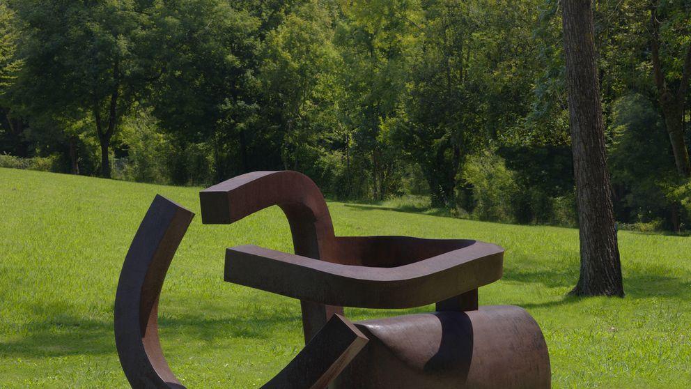 La familia de Chillida reta al Gobierno vasco: vende sus esculturas en EE.UU