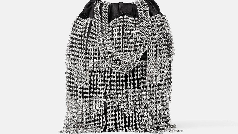 Bolso de Zara. (Cortesía)