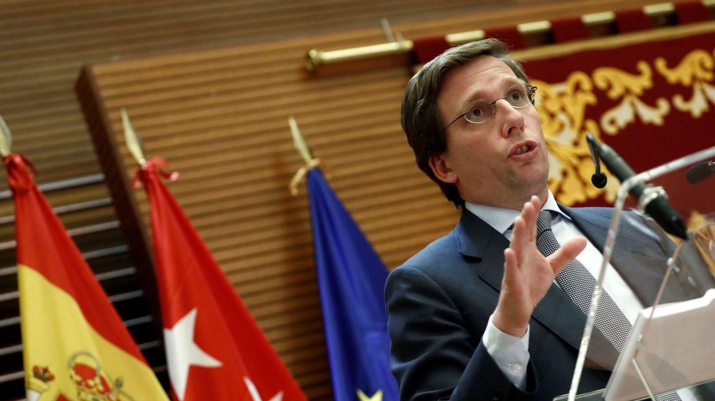 Almeida, el alcalde de España (Madrid, zona cero)