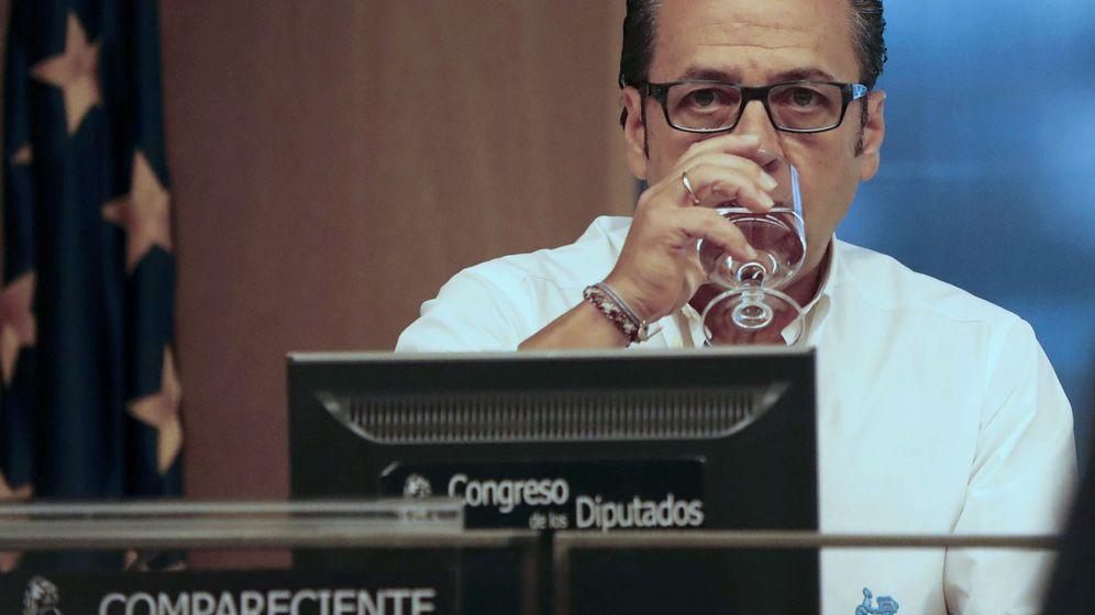 Foto: El responsable de Gürtel en la Comunidad Valenciana, Álvaro Pérez, el Bigotes. (EFE)