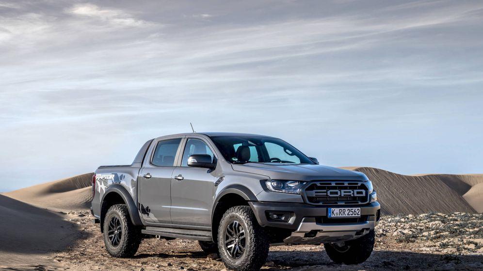 Foto: El Ford Raptor es el pick-up más radical del mercado tanto por su aspecto como por su comportamiento dinámico.