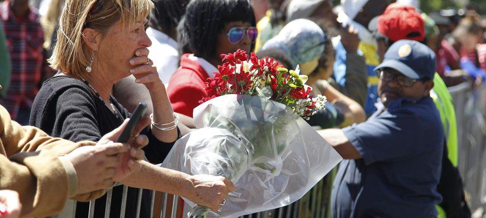 Sudáfrica despide a Mandela entre el miedo a nuevas tensiones raciales
