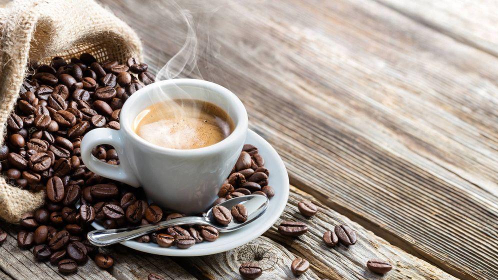calidad del agua en el te y el café