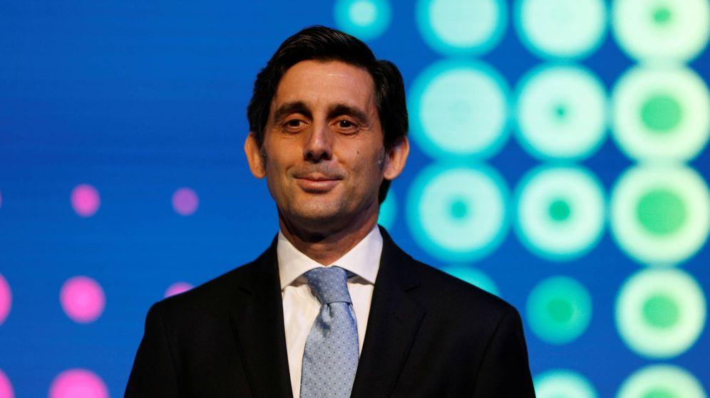 Foto: Alvarez-Pallete, presidente de Telefónica. (Foto: Reuters)