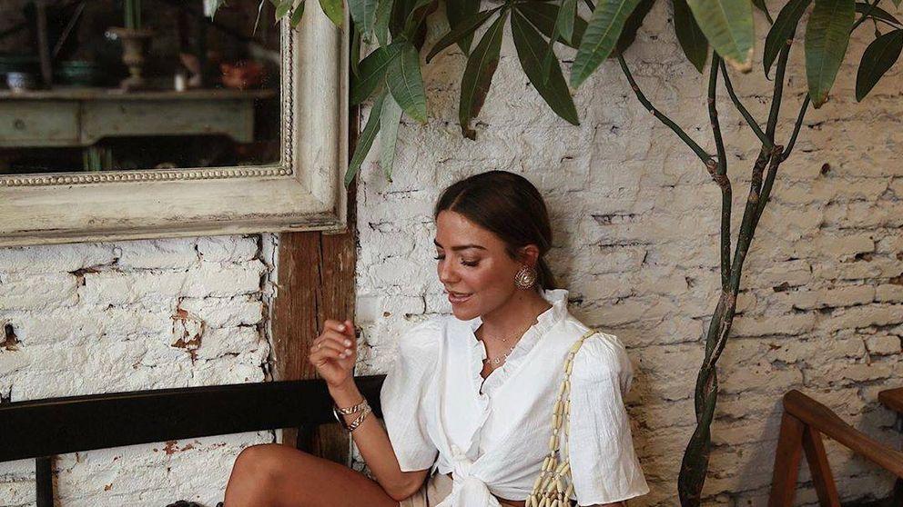 Los pendientes de Paula Ordovás son todo lo que necesitas para las noches de verano