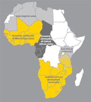 África, un emergente en alza: el crecimiento de su clase media incentiva la inversión