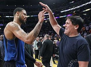 Foto: Mark Cuban, multimillonario, excéntrico y campeón de la NBA