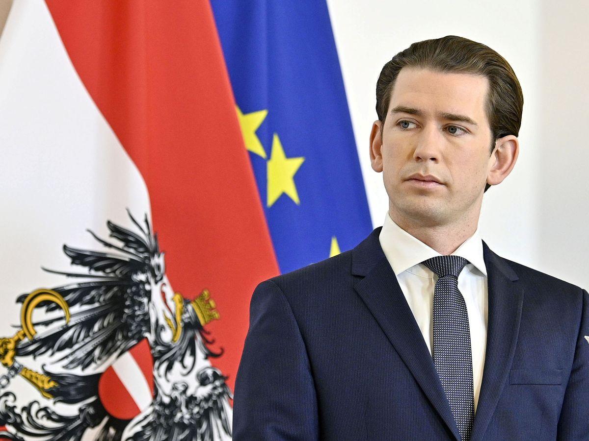 Foto: Sebastian Kurz, canciller austriaco. (Reuters)