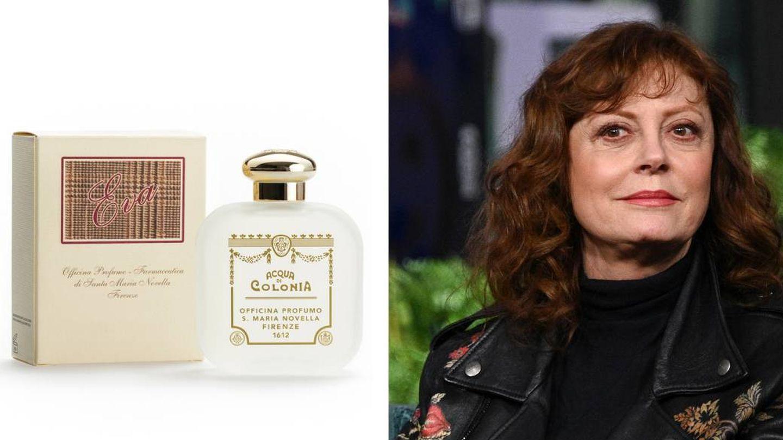 Entre los perfumes favoritos de Susan Sarandon está Eva, de Santa Maria Novella.